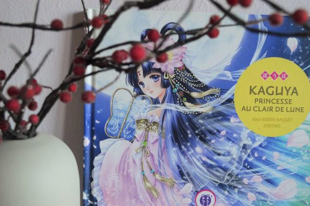 Kaguya princesse au clair de lune