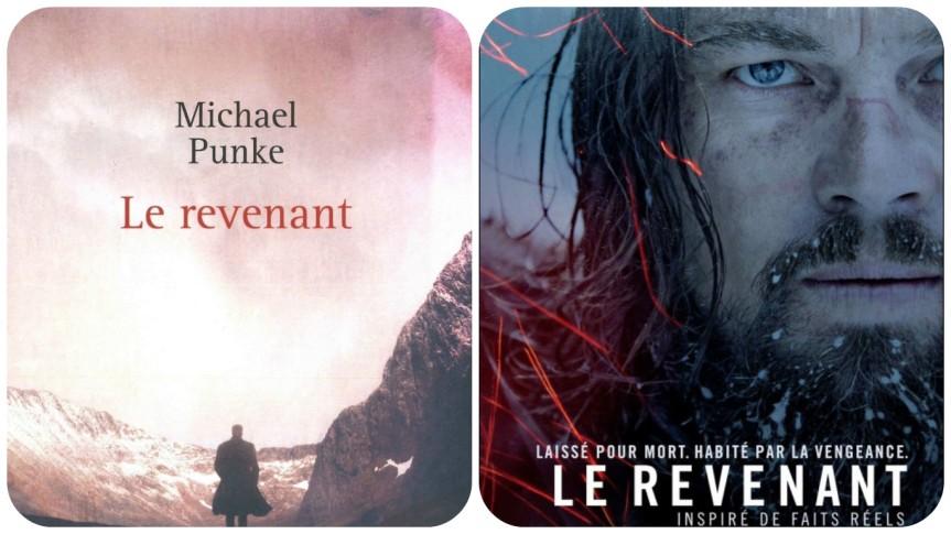 the revenant : film versus livre