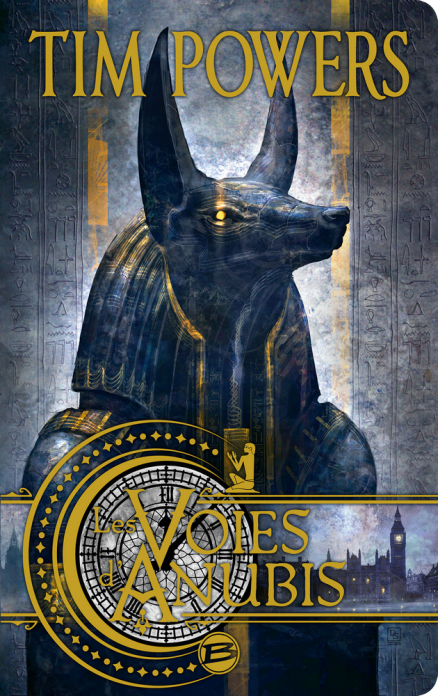 Les voies d'Anubis de Tim Powers