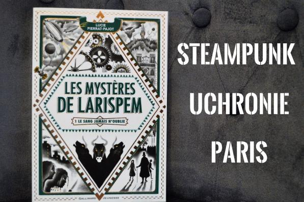 Les mystères de Larispem 1